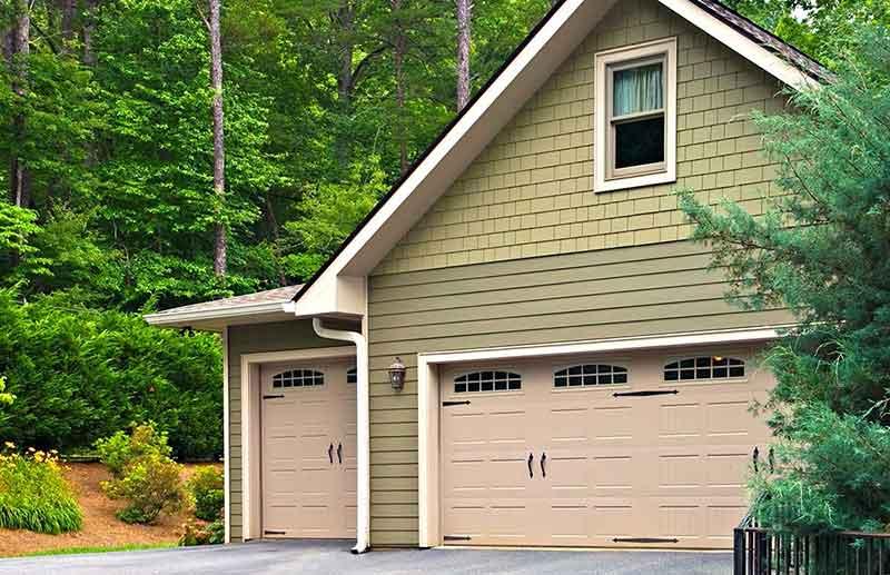 Residential Garage Doors | C and S Garage Doors on